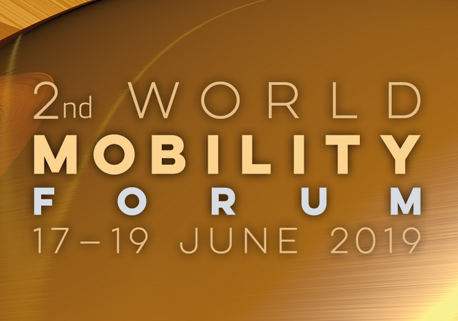 World Mobility Forum, INZIN